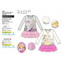 Großhandel Kleider: Princess Kleid mit langen Ärmeln