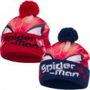 nagyker Sapkák, sálak és kesztyűk: Spiderman kalap pomponnal