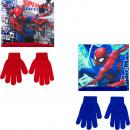 Spiderman cuello alto con guante