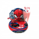 wholesale Others: Spiderman Projector alarm clock with sounds 3D