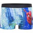 Spiderman swim boxers Blue for summer