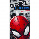 wholesale Towels: Spiderman beach towel microfiber Hero of New York