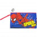 Spiderman toilet bag / Blue/Red