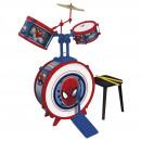 nagyker Kis méretű bútorok: Spiderman Dobkészlet stoki