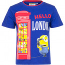 Minions t-shirt Hello London