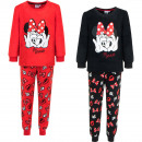 wholesale Sleepwear: Minnie Mouse Coral Fleece pyjamas
