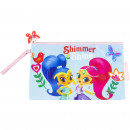 wholesale Handbags: Shimmer and Shine toilet bag / make-up bag L Blue
