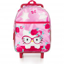Hello Kitty trolley backpack for kids 34 cm