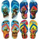 Turtles flip flop