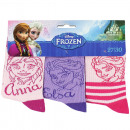 wholesale Socks and tights: Frozen Disney 3 pack socks