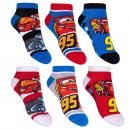 CarsDisney 3 pack of ankle socks