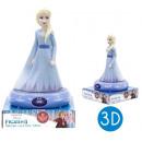 mayorista Otros: frozenDisney luz de noche 3D