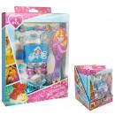 Princess hair set in glossy box