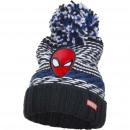Spiderman kalap pompommal