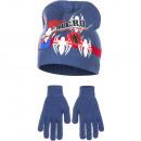 Spiderman hatt med handske