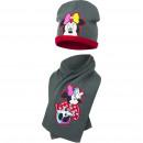 Minnie hatt med halsduk