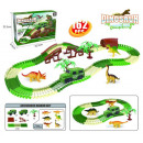 Dino Race Course 162 pcs.