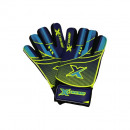 Goalkeeper glove blue