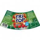 TRi TOP sirop fraise des bois 600ml
