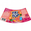 wholesale Beverages: TRi TOP syrup Pink Grapefruit 600ml