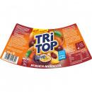 TRi TOP sirop pêche-fruit de la passion 600ml