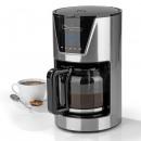 Barista coffee machine 900W stainless steel / blac