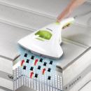 Aspirateur à main Cleanmaxx anti-acariens avec lum