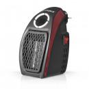 Mini radiateur EASYmaxx 500W noir avec télécommand
