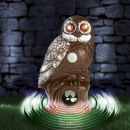 wholesale RC Toys: EASYmaxx pest repellent owl 1.2V brown
