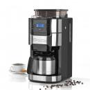 Barista vacuum jug 1l stainless steel / black