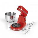 Robot culinaire GOURMETmaxx 250W rouge