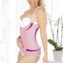 SLIMmaxx shaping top set of 2 46/48 (XL) pink / wh