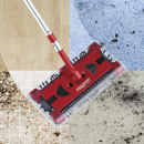 wholesale Car accessories: Cordless broom Swivel Sweeper Max 7.2V red