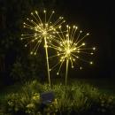 wholesale Garden & DIY store: EASYmaxx solar light sticks sparkler 1.2V