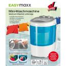 wholesale Laundry: EASYmaxx mini washing machine 260W white / blue
