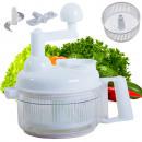 Hachoir à légumes Hachoir à laitue manuel