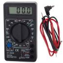 Multimètre de courant électronique numérique LCD