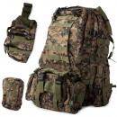 Großhandel Taschen & Reiseartikel: 48,5 l Überleben taktischer Militärrucksack