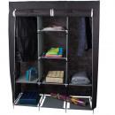 groothandel Klein meubilair: Opvouwbare kledingkast van textiel