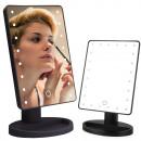 groothandel Home & Living: Grote cosmetische spiegel met 16 LED's