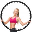 Großhandel Sport & Freizeit: Abnehmen Hula Hoop Magnetmassagegerät