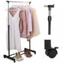 wholesale Home & Living: Clothes hanger on wheels, stand, wardrobe