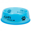 Bol en plastique pour chat chien pour nourriture e