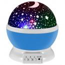 groothandel Home & Living: Star Master Star Projector Wheel Nachtlamp