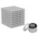Bolas magnéticas neocube de acero 1000 pzs caja 3m
