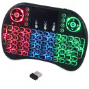 Großhandel Computer & Telekommunikation: Mini-Tastatur mit Hintergrundbeleuchtu ng