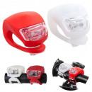 Illuminazione a LED per bicicletta, anteriore, pos