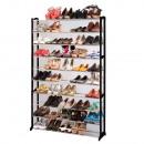 Etagère pour chaussures, chaussures en métal 50 pa