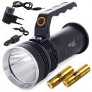 Bailong lampe de poche lampe de recherche de polic