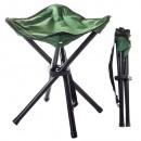Chaise de pêche touristique tabouret plié